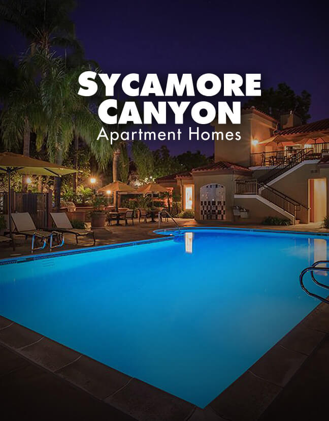 Sycamore Canyon Apartments Property Photo